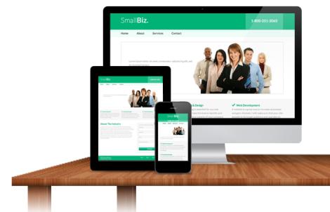 MySiteAnywhere small business websites